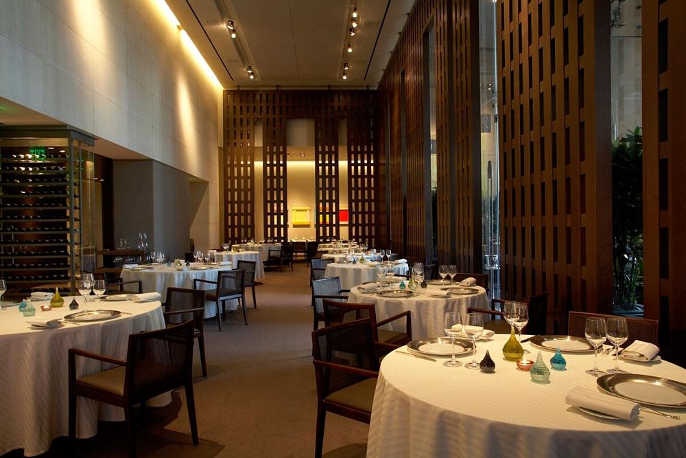 Restaurante Guy Savoy